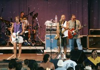 RatDog at Furthur Festival II: Bob Weir, Jay Lane, Dave Ellis, Jorma Kaukonen