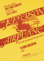 Jefferson Airplane with Sights and Sounds of the Trips Festival! - Bill Graham Presents Three Dance Concerts - Feb. 4, 5, 6, [1966] - Fillmore Auditorium