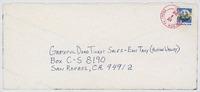 Anonymous (no return address, postmarked Folsom, PA)