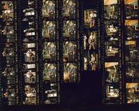 Grateful Dead at Shoreline Amphitheatre: contact sheet with 32 images
