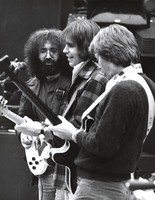 Grateful Dead: Jerry Garcia, Bob Weir, and Phil Lesh
