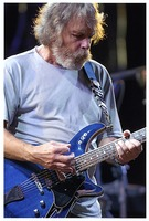 Bob Weir performing with The Dead