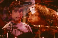 Grateful Dead: Mickey Hart, Brent Mydland: multiple exposure