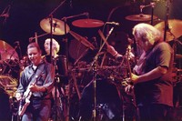Grateful Dead: Bob Weir, Bill Kreutzmann and Jerry Garcia