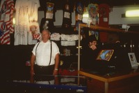 Grateful Dead merchandise vendors, ca. 1991