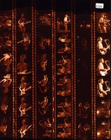 Grateful Dead at Assembly Hall: contact sheet with 36 images