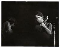Grateful Dead, ca. 1970: Phil Lesh and Bob Weir