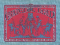 Grateful Dead - Warner Bros. Presents From San Francisco's Haight Ashbury - Album no. 1689