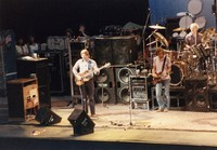 Grateful Dead: Phil Lesh, Bob Weir and Bill Kreutzmann