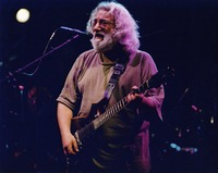 "Jerry Garcia performing ""Visions of Johanna"""