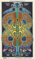 Butterfield Blues Band, Bloomfield and Friends, Birth - Lights by Little Princess 109 - Bill Graham Presents in San Francisco - March 27-30 [1969] - Fillmore West