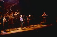 Grateful Dead: Phil Lesh, Mickey Hart, Bob Weir, Jerry Garcia, Vince Welnick