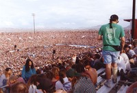 Deadheads: right side of a panorama of the crowd