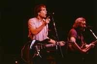 Grateful Dead: Bob Weir and Jerry Garcia