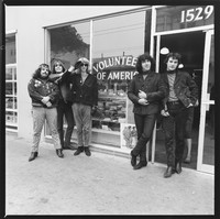 "Grateful Dead: Ron ""Pigpen"" McKernan, Bob Weir, Phil Lesh, Jerry Garcia, Bill Kreutzmann"