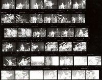 Grateful Dead: contact sheet with 38 images