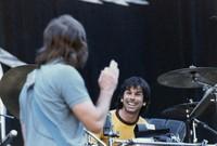 Grateful Dead: Mickey Hart, with Bob Weir