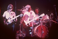 Grateful Dead: Bob Weir, Phil Lesh, Bill Kreutzmann