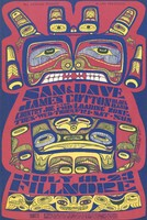 Sam & Dave, James Cotton Blues Band, Country Joe & the Fish, Loading Zone - Bill Graham Presents in San Francisco - July 18-23 [1967] - Fillmore