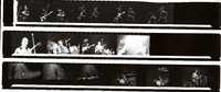 Grateful Dead, ca. 1970s: contact sheet with 15 images