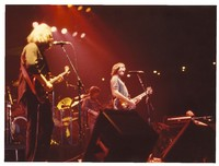 Grateful Dead: Jerry Garcia, Phil Lesh, Bob Weir, and Brent Mydland