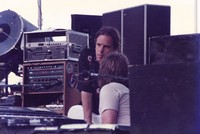 Grateful Dead: Bob Weir and Brent Mydland