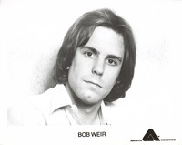 Bob Weir, ca. 1977: publicity photo for Arista Records