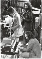 Grateful Dead: Ned Lagin, Bob Weir, Jerry Garcia and Keith Godchaux