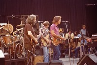 Grateful Dead: Jerry Garcia, Phil Lesh, and Bob Weir
