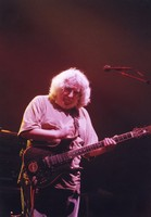 "Jerry Garcia performing ""Easy Answers"""