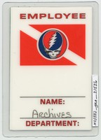 Grateful Dead - Summer '94 - Access All Areas [laminate]