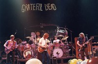 Grateful Dead, ca. 1985: Jerry Garcia, Bob Weir, Bill Kreutzmann, Mickey Hart, Phil Lesh