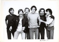 Grateful Dead: publicity photo for Arista Records
