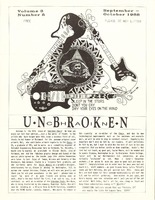 Unbroken Chain, Volume 3, No. 5 - September/October 1988