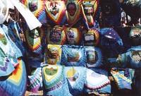 Deadhead art: tie-dye