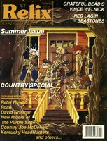 Relix: Volume 18, Number 3 - June 1991