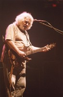 "Jerry Garcia performing ""So Many Roads"""