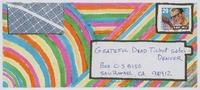 Anonymous (return address excised, postmarked Santa Cruz, CA)