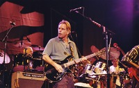 Other Ones: Bob Weir, with Bill Kreutzmann and Mickey Hart in the  background
