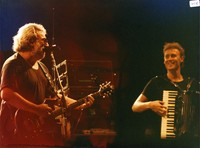 "Grateful Dead: Jerry Garcia and Bruce Hornsby ""Not Fade Away"""
