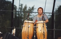 Unidentified drummer