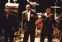 "Persuasions: Jayotis Washington, Ray Sanders, Jesse ""Sweet Joe"" Russell"