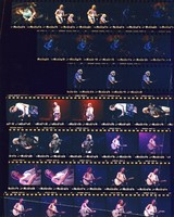 Grateful Dead at Giants Stadium and Knickerbocker Arena: contact sheet with 32 images