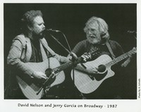 Jerry Garcia Acoustic Band: David Nelson and Jerry Garcia