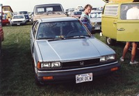 "Deadhead vehicle with ""MOR DEW"" Virginia license plate, ca. 1990"