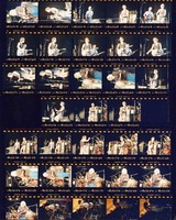 Grateful Dead at Riverport Amphitheatre: contact sheet with 33 images