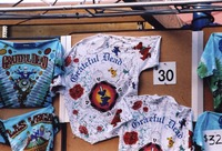 Deadhead vendor wares