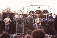 Grateful Dead: Phil Lesh, Bob Weir, Bill Kreutzmann, and Mickey Hart
