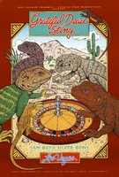Grateful Dead, Sting. Sam Boyd Silver Bowl, Las Vegas, Nevada, May 14-16, 1993