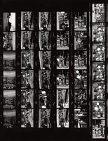 Grateful Dead at Red Rocks Amphitheater: contact sheet with 37 images